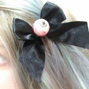 Accessories - Halloween handmade novelty hair clip